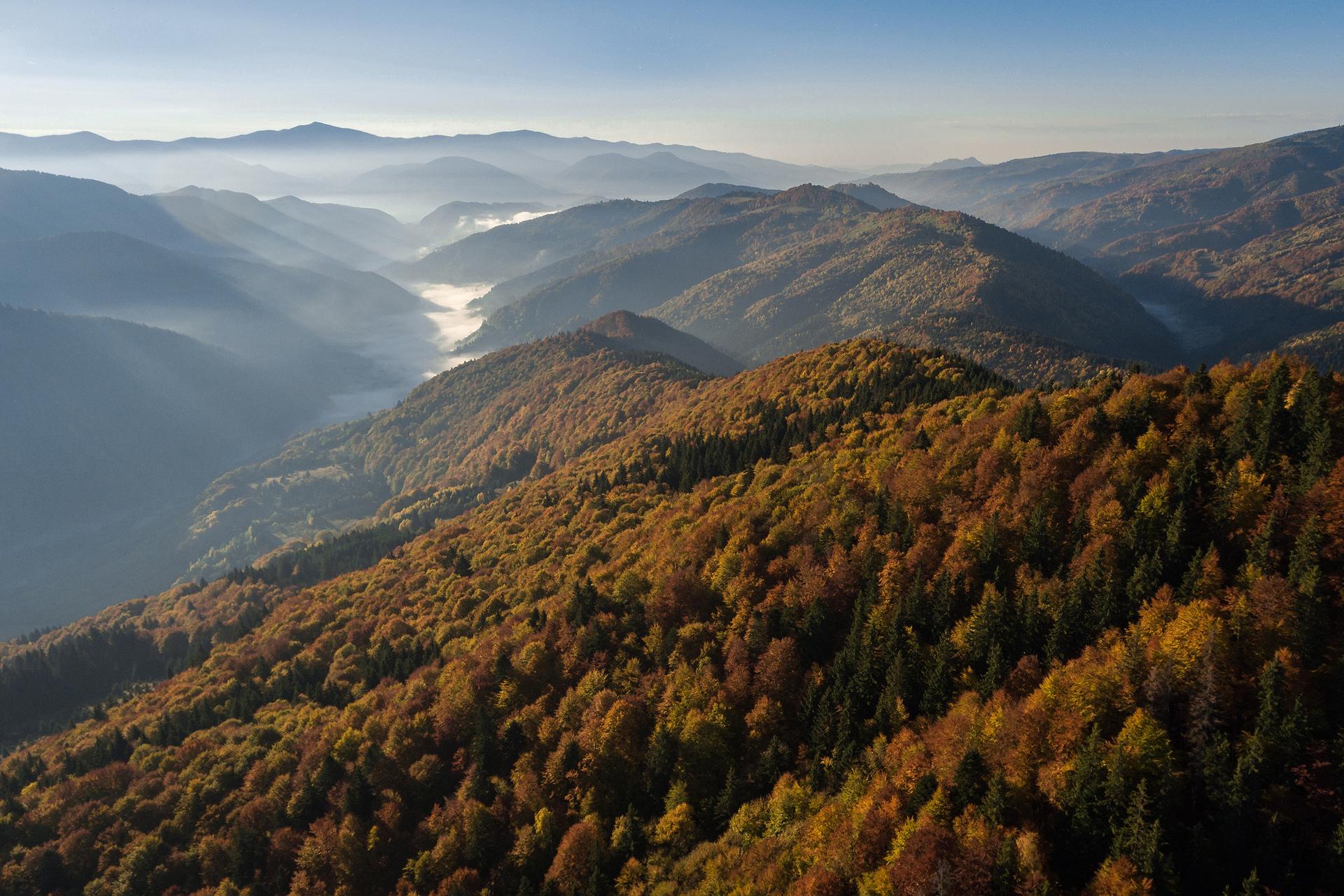 Regaseste Romania - Crearea celui mai mare parc national!