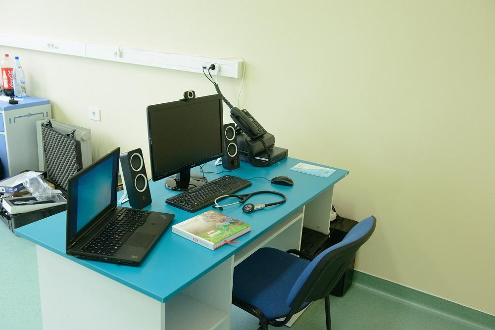 IMPREUNA PENTRU SANATATEA TA-solutie de telemedicina pentru pacientii din zona rurala