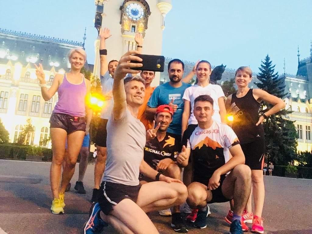 Running Iași