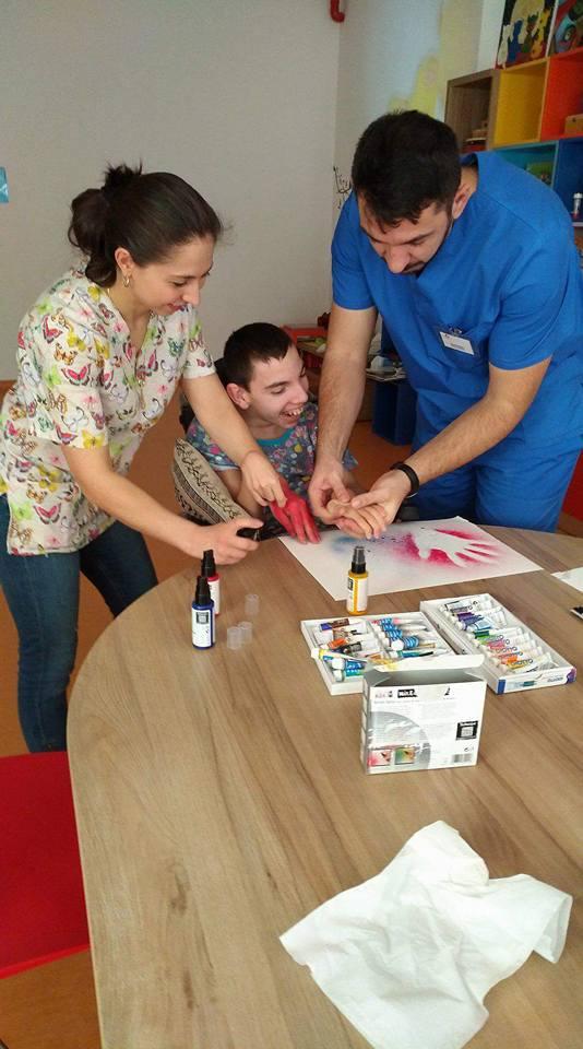 Hospice Lumina- Centru pentru Ingrijiri Paliative Pediatrice
