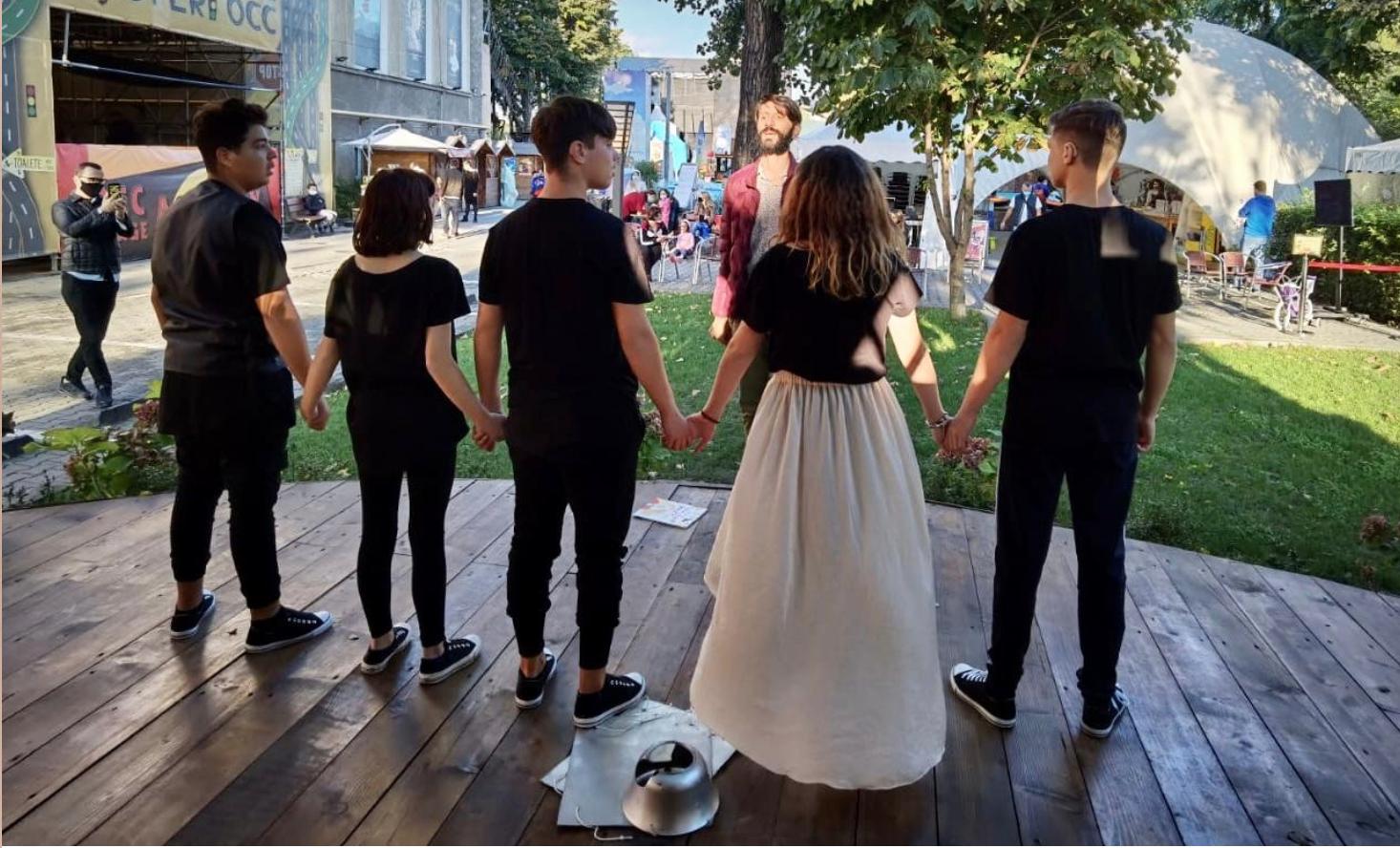 neCUVINTE - Teatru pentru schimbare sociala