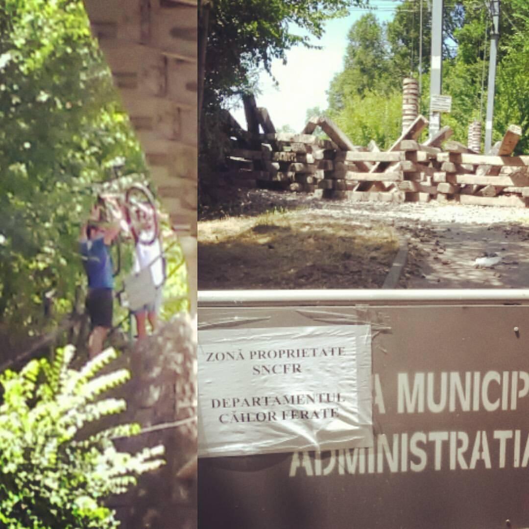 Ocolirea parcului Herastrau in siguranta pentru pietoni, persoane cu dizabilitati si biciclisti