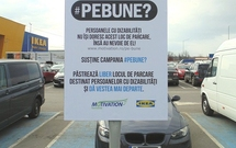 #PEBUNE? // o campanie a  Fundației Motivation România