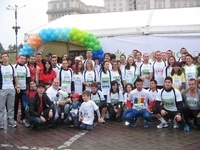 Hospice la Bucharest International Marathon
